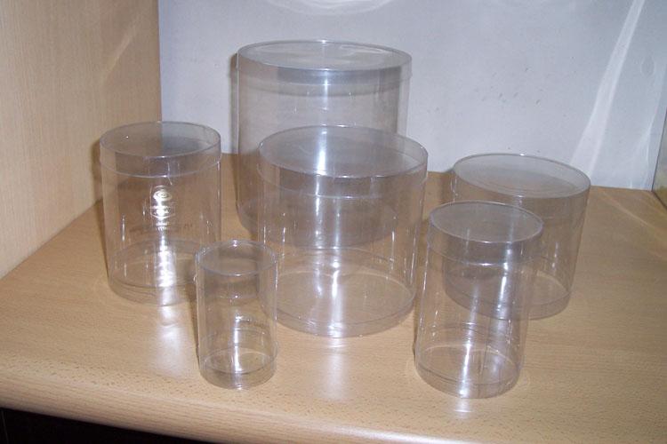 Cajafix cajas transparentes pvc for Cajas de plastico transparente